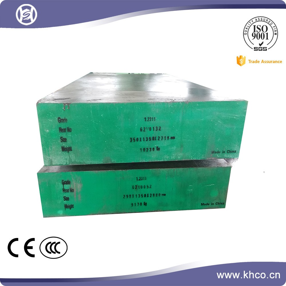 Plastic mould tool steel 2311