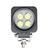 Tractor accessories square small 12w led work lamp MiniBar Flood Spot Beam Driviing light boat ATV(SK-WL-A12)