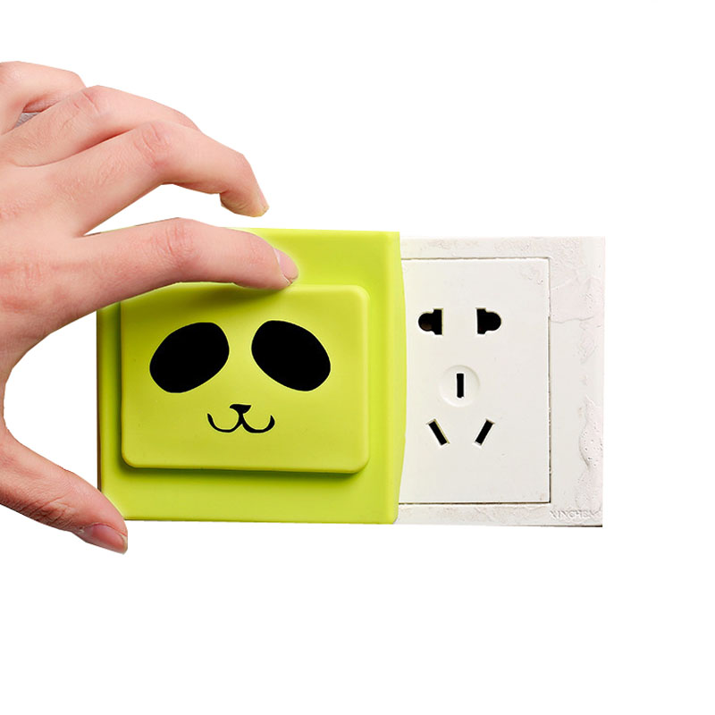 Hot sale cute silicone wall switch cover silicone rubber switch cover