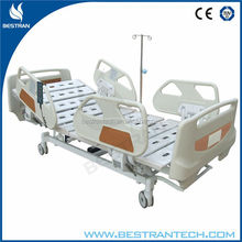 China BT-AE018 Quality Hospital electric adjustable pateint icu bed, electric massage bed used and mattress