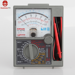 School Educational Electrical Analog Multimeter