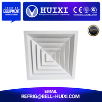 square ceiling air vent, window air vent, round air vent diffuser