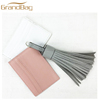 full grain genuine leather tassel classic design tassel for bag keychain tassel