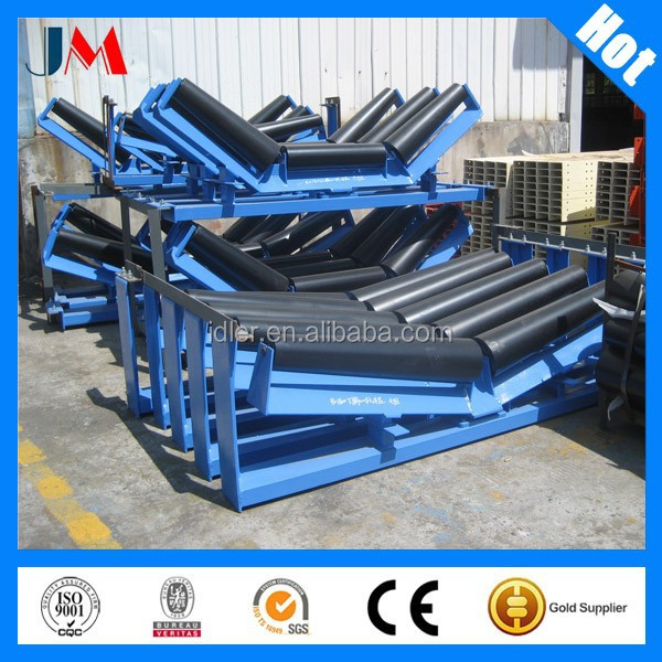 China Supplier 3 Roll Trough Carrier Roller for Belt Conveyor