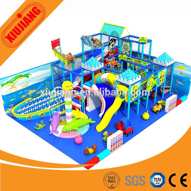 Newest and hot selling Playground soft ground for children