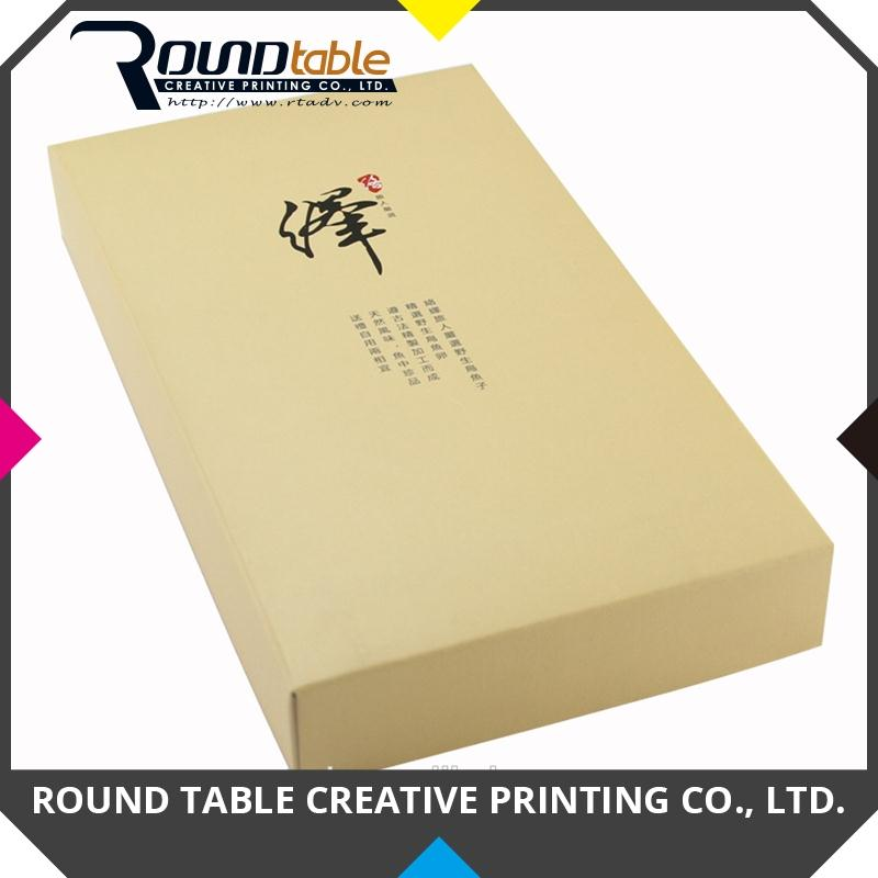 Hot sale for wholesale Customized printed boxes with CMYK Coating Paper