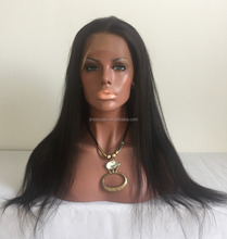 Natural look High quality straight lace front wigs