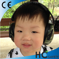 HC706 2016 best selling kids products ear protection ear muffs