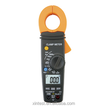 Temperature tester AC/DC Auto-range digital clamp meter xintai china supplier