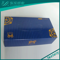 Custom Box Printed Edge Embossing Facial Tissue in Dubai