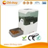 Chi-buy 10-12m Range Remote Controlled Automatic Pet Feeder 45 Cups Capacity