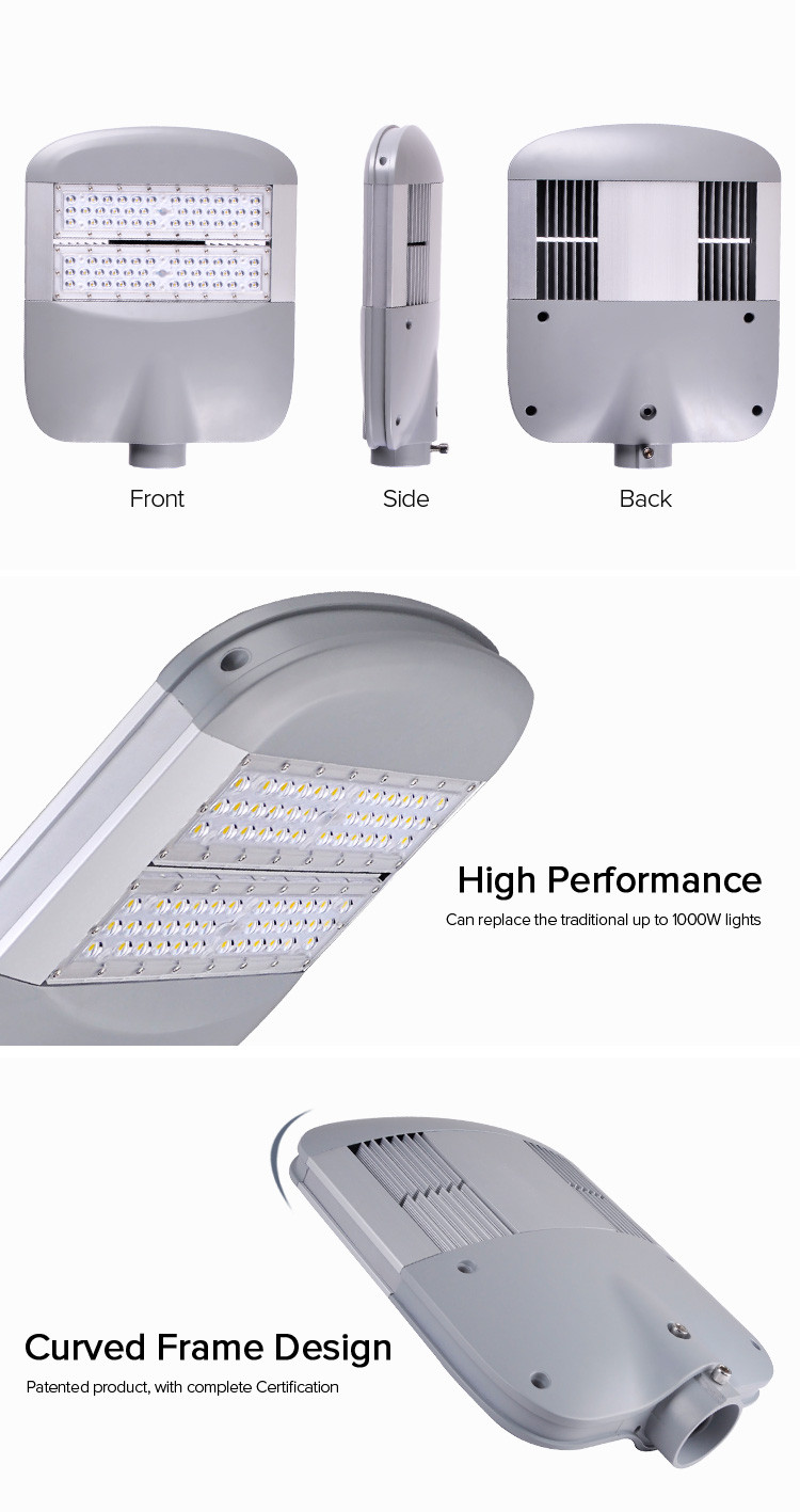 factory supply high quality die cast Hot foreign trade wind solar led street light price