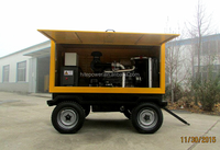 Good protection weather proof 35kw diesel generator