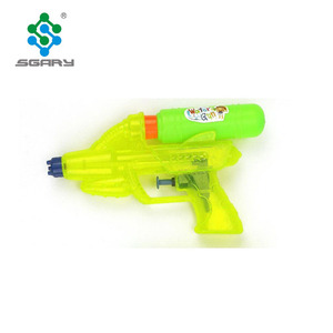Small size Summer Beach Plastic water pistol toys powerful Water Gun Toy