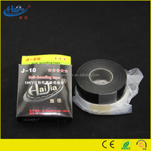 20mm width self adhesive silicone rubber electrical insulation tape