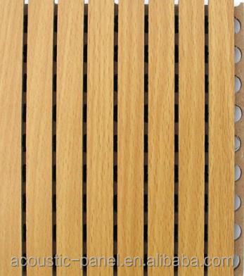 Tipos de paneles de madera