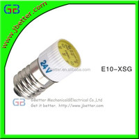 24V E10 Led indicator light