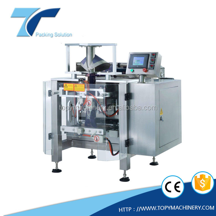 Automatic mini VFFS liquid filling sealing packing machine for Butter