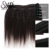 100 Brazilian Kiny Straight Human Hair Weave Extensions For Natural Black Hair