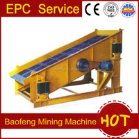 Professional Gold Mining Equipment Vibrating Screen Series in Yantai Baofeng