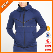 Chinese hoodie manufacturers custom men hoodies / Yarn Dyed 80% Cotton 20% Polyester men hoodies and sweatshirts H-1717