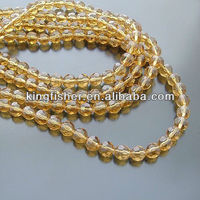 Fancy jewelry preciosa crystal beads!! Bulk sales round faceted crystal beads for making crystal chandelier!! !!