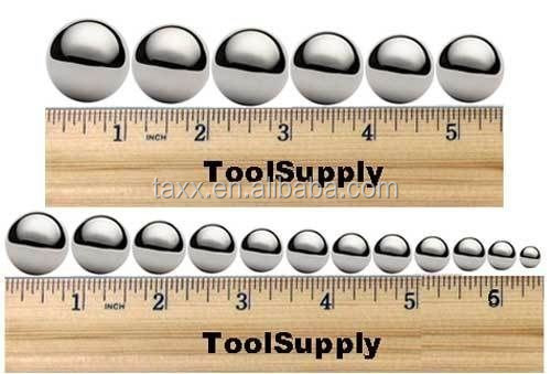 Good quality promotional stainless steel balls for wet grinding