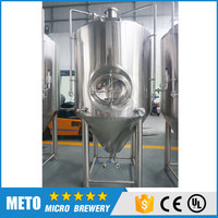 Commercial 1500L Beer Brewery Have 3years