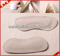 Natural Leather Shoe Heel Liner