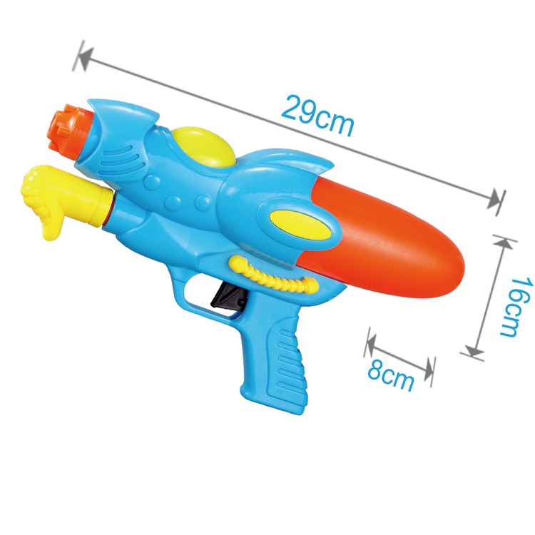 Funny plastic summer water gun toys water game toys water shooter toys for child