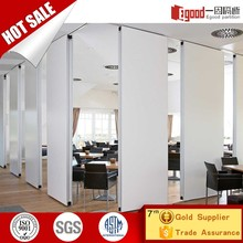 Office temporary door mobile partition movable partition wall