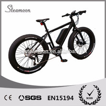 Factory price new off road Bicycle Mid-Drive motor Lithium Battery 26 inch electric fat tire bike from China