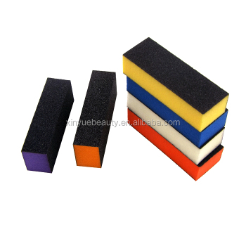 wholesale mini sanding nail block for nail polish
