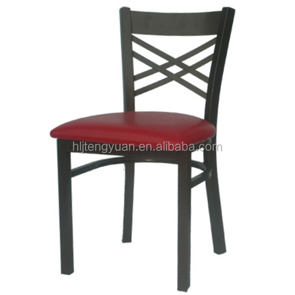 restaurant used metal folding chairs