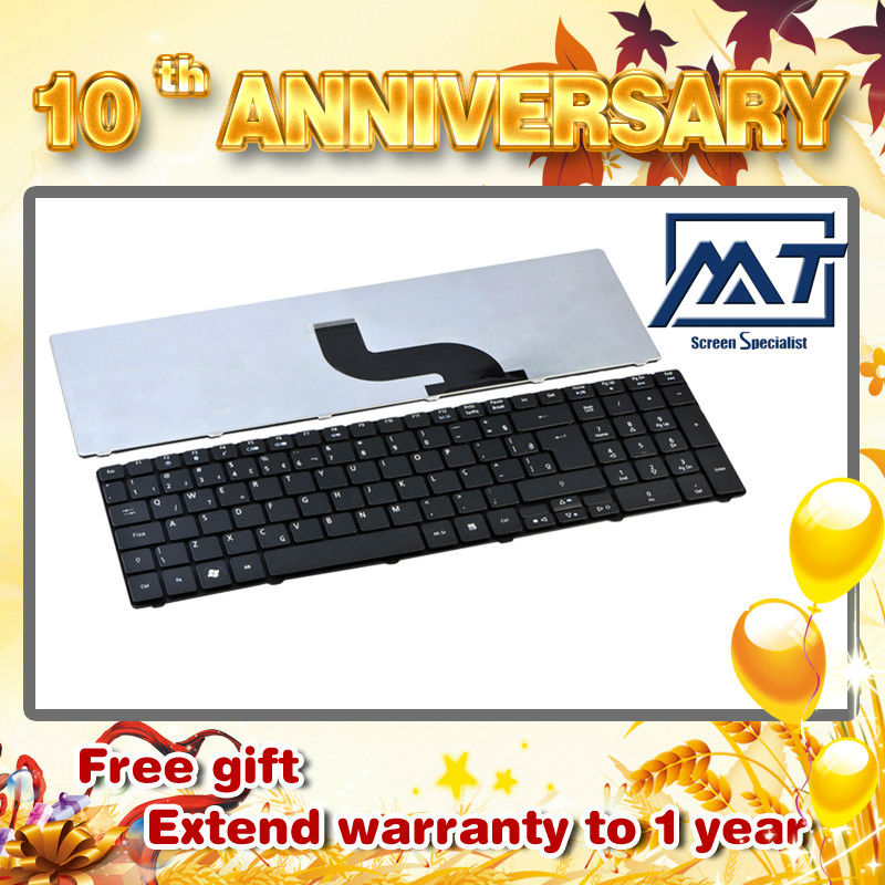 Wholesale Alibaba China suppiler laptop keyboard for acer aspire one d255 keyboard