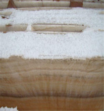 Transparent Yellow Onyx Stone For Wall Cladding