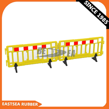 2M Length HDPE Plastic Construction Safety Barricade