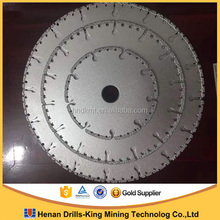 Diamond Masonry Power Tools Circular Saw Blade For Sharping Granite Marble Saw Blade Machine