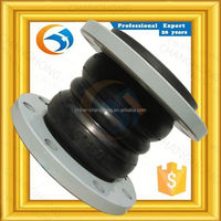 Good promotion double sphere flexible reduced rubber joint on hot selling
