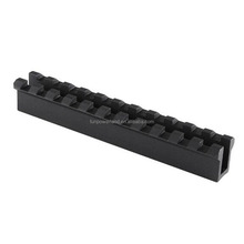 Funpowerland Aim Ruger 10 22 Tactical See Through Weaver Picatinny Rail Scope Base Mount Gun Accessory