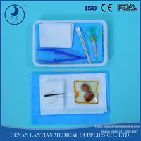 all surgical items medical use disposable suture kit for kids