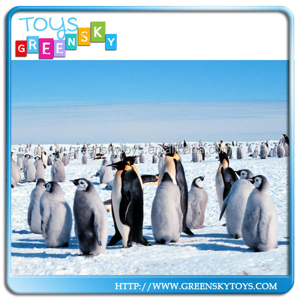 2015 new plush toy animal soft penguins for toy