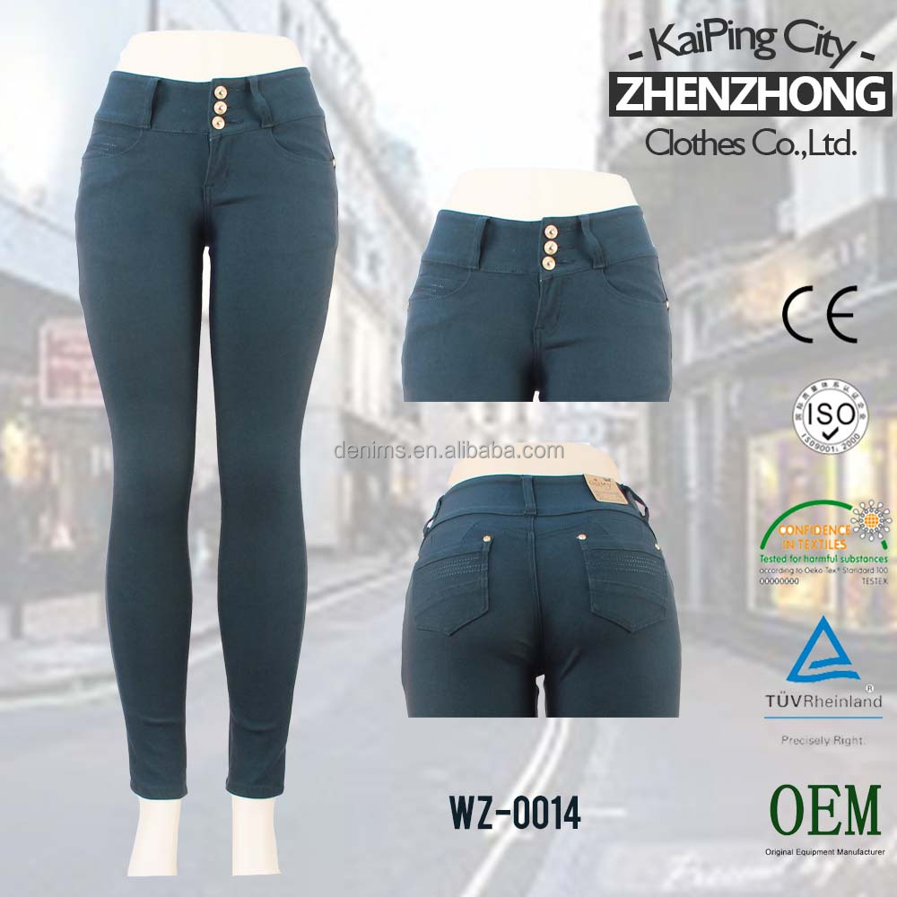 Outlet Sevy Ladies Jeans Plus Size Skinny Medium Style Denim Jeans