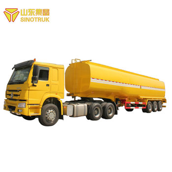 China made famous brand standard sinotruk howo cement semi trailer for sale