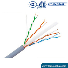Networking Cable Cat6 AWM 2464 Cable In PVC LSZH FR Jacket