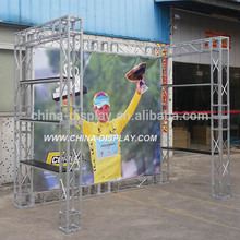 2017 Expo High Quality Trade Show Truss System Trade Show Truss Display Trade Show Booth Truss