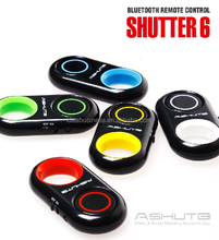 AB shutter for selfie tripod bluetooth remote control mobile phone and camera