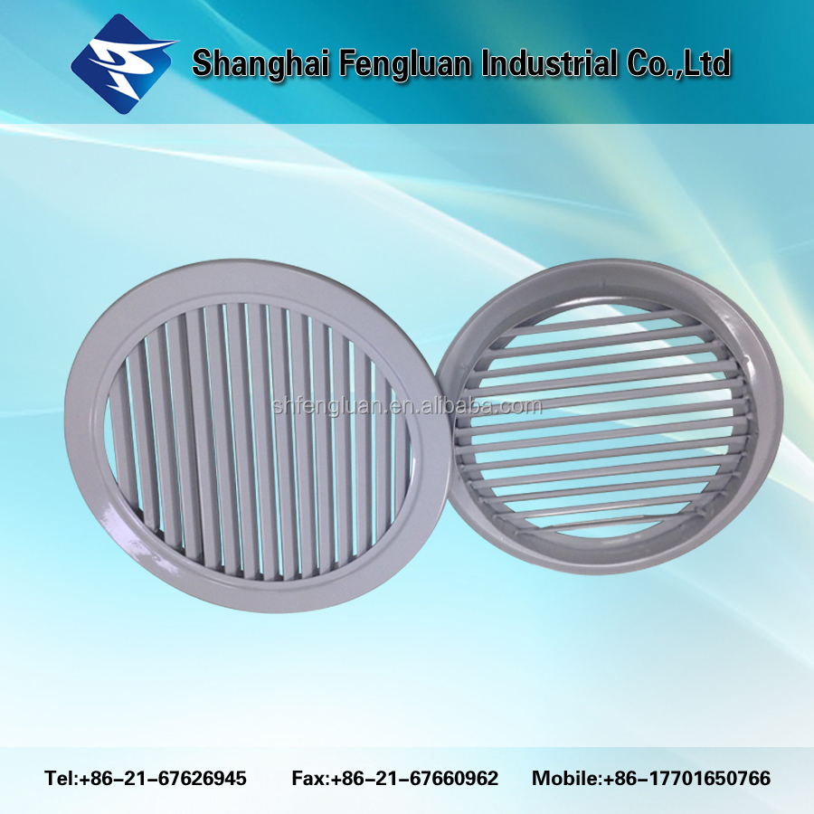 Round External Louver Vents