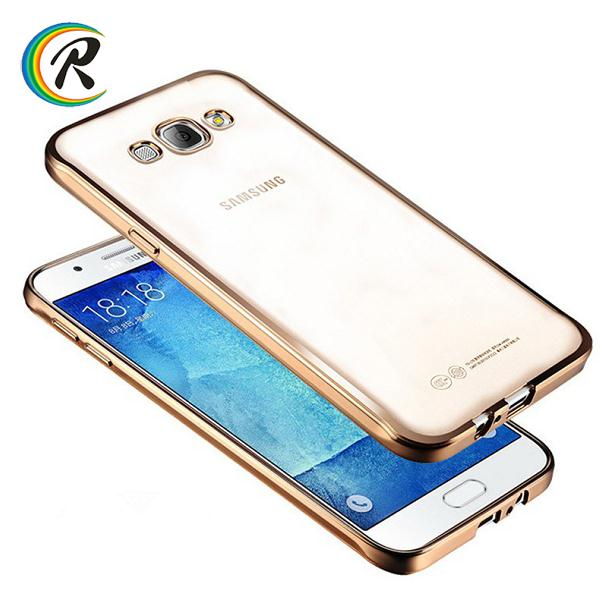 bulk buy from china mobile phone cover for samsung j1 j2 j5 j7 for Samsung J7 J7 2016 printable phone cover plating bumper