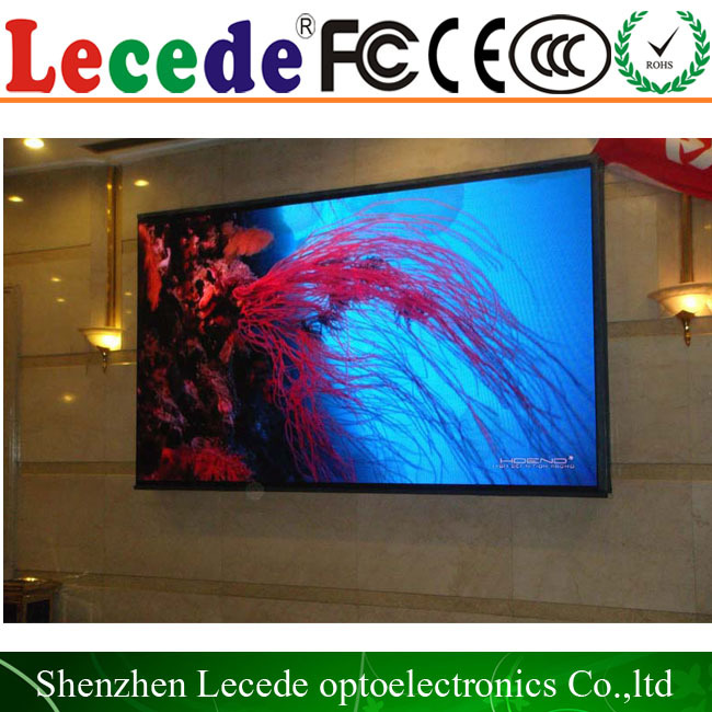 P3 Professional manufacturer supply excellent quality digital prayer counter indoor p3 led display